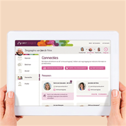 Online-Pflegeportal zur Koordination der informellen Pflege